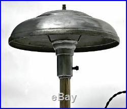 French Art Deco Table Top Task Lamp